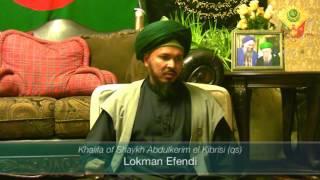 Sohbet - Lokman Efendi, khalifah of Shaykh Abdulkerim - July, 26 2012 * (TÜRKÇE ALTYAZILI)