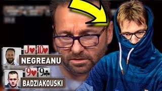 Daniel Negreanu Must Be Stopped, SHRB Day 1, Vogelsang Hoodie, LATB Sets Records,