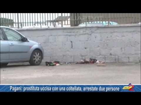 Pagani: prostituta uccisa a coltellate, due persone arrestate