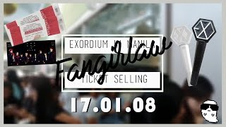 EXOrDIUM IN MANILA TICKET SELLING || MOST INTENSE TICKET SELLING!! || VLOG_04