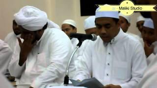 Al Maliki Koncer, Lepas Pisah Abuya KH. Moh Hasan Abd Mu'iz Tr di Ma'had Ar Rushaifah