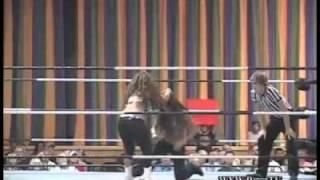 WXW Women Championship Match ( Niya vs Kimberly )