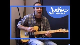 Funk Grooves (Guitar Lesson RH-023) How to play