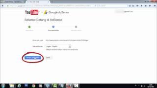 Tutorial Cara Menghubungkan Channel YouTube dengan Adsense Untuk Menghasilkan Uang