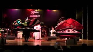 Egypt (Mawlawiyahh) performance at Sufi sutra 2015, Goa