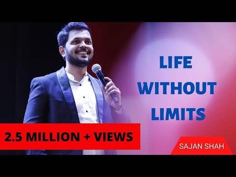 Xxx Mp4 MOST POWERFUL Motivational Video In HINDI Life Without Limits FULL Session By Sajan Shah 3gp Sex
