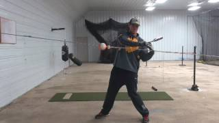 Softball Hitting: Arm Extension Key for a Powerful Snap SM#55