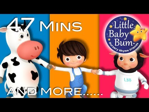 Xxx Mp4 Skip To My Lou Plus Lots More Nursery Rhymes 47 Minutes Compilation From Little Baby Bum 3gp Sex
