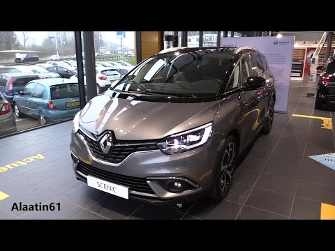 Renault Grand Scenic 2017 In Depth Review Interior Exterior