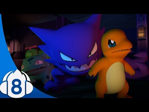 Ooo Look At Me I m A Big Scary Ghost Starter Squad Ep.8