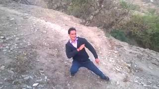 Dance on Pappu Karki Song in Uttarakhand's Village | Having Fun in Uttarakhand Village