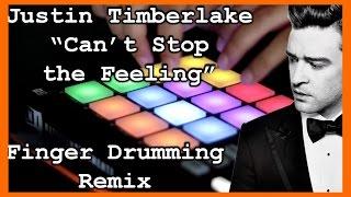 Can't Stop the Feeling (Remix) - Justin Timberlake (beat making on Maschine)