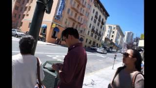 San Francisco con Nilika