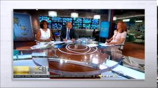 And now -  CBS This Mornings awkward sex talk