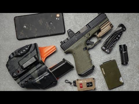 EDC UPDATE - DETAILED! (Everyday Carry + LLOD Announcements)