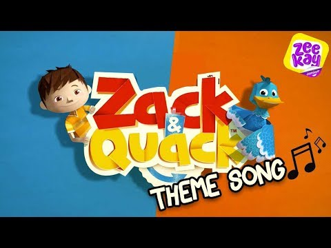 Xxx Mp4 Zack Quack Theme Song ZeeKay Junior 3gp Sex