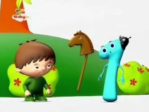 Charlie And The Numbers Baby Tv Part 01 Of 10 English Version.flv