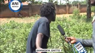 ANI ASINGA- Ghetto yomu Kisenyi ne Ghetto ye Kamwokya okubera owakabi