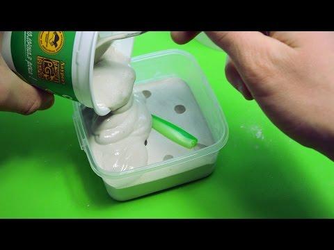 как сделать форму для отливки блесны
