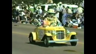 Beeville Texas Western Week Parade 10th Annual 10-16-82