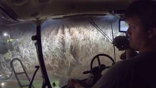 John Deere S680 In Cab Corn Harvest
