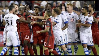 Toronto FC and Montreal Impact one of the top MLS rivalries