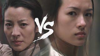 Crouching Tiger, Hidden Dragon (Best Fight Scene) FullHD 1080p