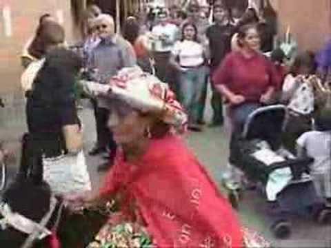 Baile de la Burriquita
