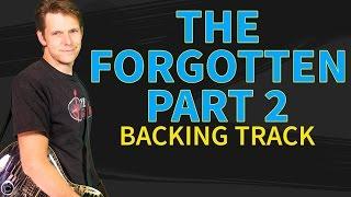 Joe Satriani The Forgotten Part 2 Backing Track