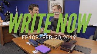 Write Now - Ep.109: Pen Storage Options