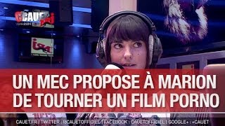 Un mec propose à Marion  de tourner un film porno - C'Cauet sur NRJ