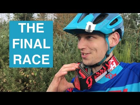#20 Race Vlog - The Final Race - Enduro racing on the best tracks!