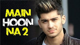 Zayn Malik To Star In Shahrukh Khan's MAIN HOON NA 2?