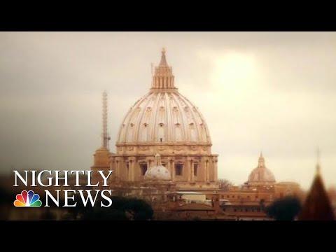 Xxx Mp4 Vatican Requests U S Catholic Bishops Delay Vote In Sex Abuse Scandals NBC Nightly News 3gp Sex