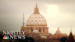 Vatican Requests U.S. Catholic Bishops Delay Vote In Sex Abuse Scandals   NBC Nightly News