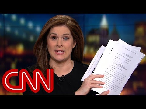 Erin Burnett Mueller s filing brings us closer to Trump admin.