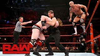 SmackDown's The New Day raids Raw and shifts the Survivor Series landscape: Raw, Nov. 6, 2017