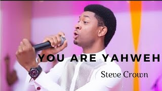 You are Yahweh by Steve Crown Lyrical video