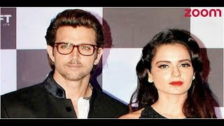 Hrithik Roshan Avoids Face-off With Kangana At A Recent Event | Bollywood News