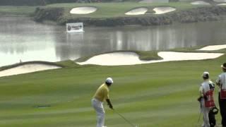 Munir 15.MPG World Cup golf 2009 China Mission Hills