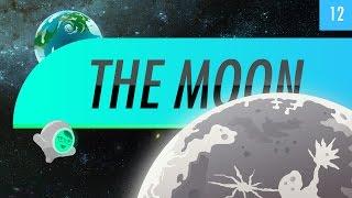 The Moon: Crash Course Astronomy #12