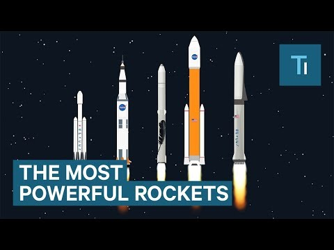 Xxx Mp4 How NASA SpaceX And Blue Origin S Monster Rockets Compare 3gp Sex