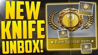 MYSTERY SPECTRUM KNIFE UNBOXING!! (CS:GO NEW CASE KNIFE UNBOXING)