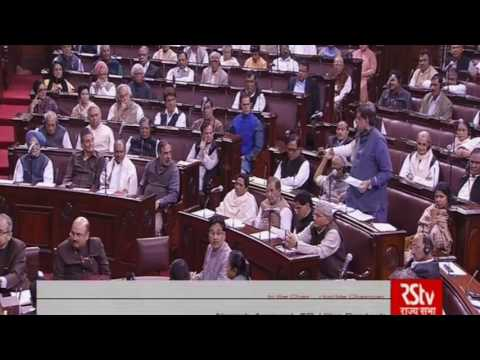 Naresh Agarwal Humourous Speech in Parliament Winter Sessions 2016 || NTV || 24-11-2016
