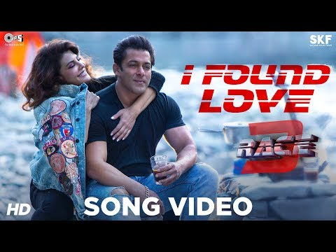 Xxx Mp4 I Found Love Song Video Race 3 Salman Khan Jacqueline Vishal Mishra Bollywood Song 2018 3gp Sex