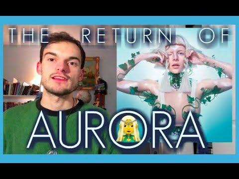 AURORA - Queendom (Track Review)