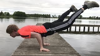 6 Cool Calisthenics Moves Anyone Can Learn