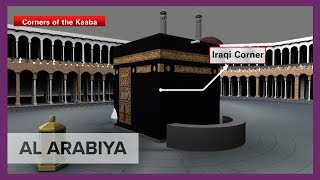 Do you know the names of the 4 corners of the Kaaba?