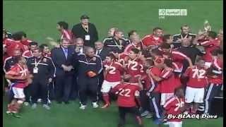 مباراة الاهلي والترجي   نهائي افريقيا 2012   حفل تتويج