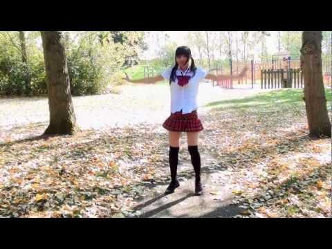 【晚香玉】Heart Beatsを踊ってみた【制服 Japanese school uniform】